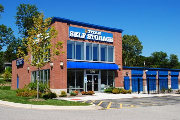 Titan Self Storage - Elgin - 939 South McLean Boulevard 939 South Mclean Boulevard Elgin, IL - Photo 0