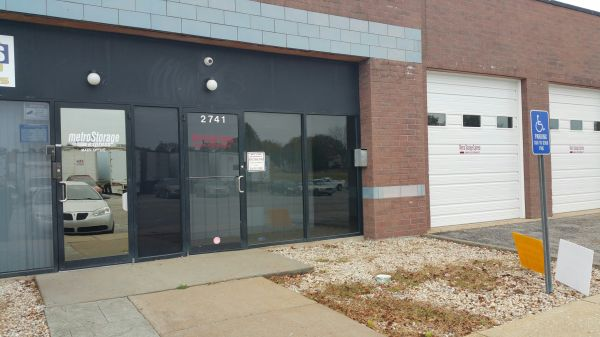 Metro Storage Express 2729 Hereford Street St. Louis, MO - Photo 1