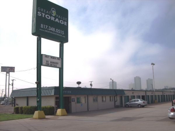 Great Value Storage - Fort Worth, I-35 North 613 North Fwy Fort Worth, TX - Photo 1