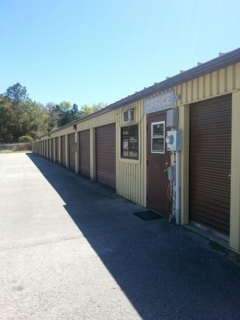 Colonial Self Storage On S Florida Ave5164 South Avenue Inverness Fl Photo