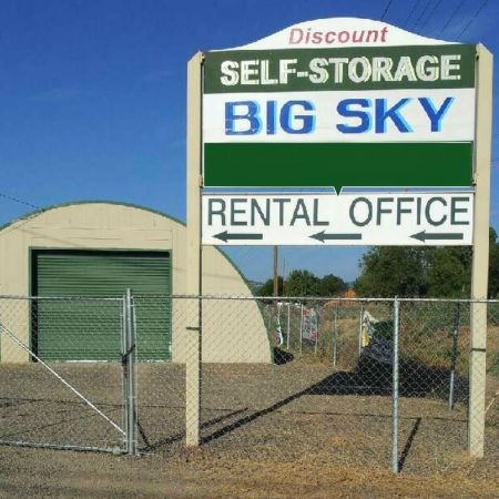 Big Sky Discount Self Storage 474-445 Big Sky Boulevard Susanville, CA - Photo 0