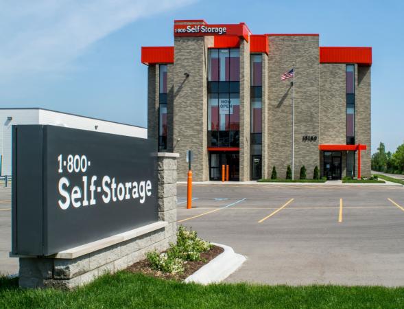 1-800-Self Storage - 8 Mile 15160 West 8 Mile Road Oak Park, MI - Photo 0