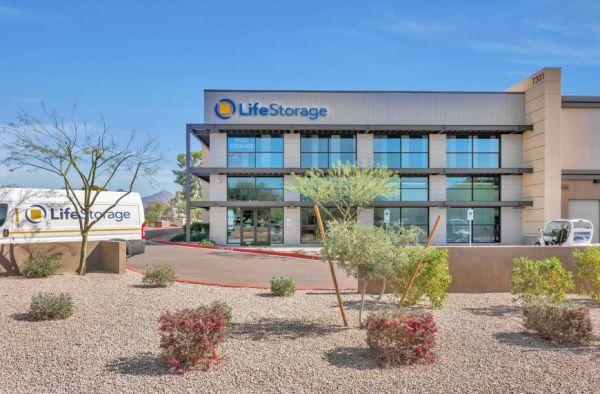 Life Storage - Scottsdale - East Acoma Drive 7301 East Acoma Drive Scottsdale, AZ - Photo 3