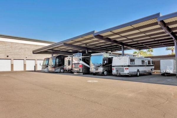 Life Storage - Scottsdale - East Acoma Drive 7301 East Acoma Drive Scottsdale, AZ - Photo 8