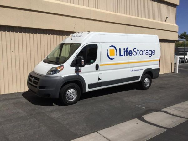 Life Storage - Las Vegas - North Tenaya Way 3900 North Tenaya Way Las Vegas, NV - Photo 7