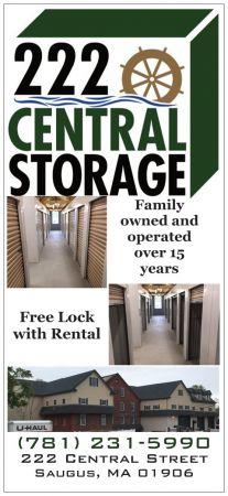 222 Central Storage 222 Central Street Saugus, MA - Photo 1