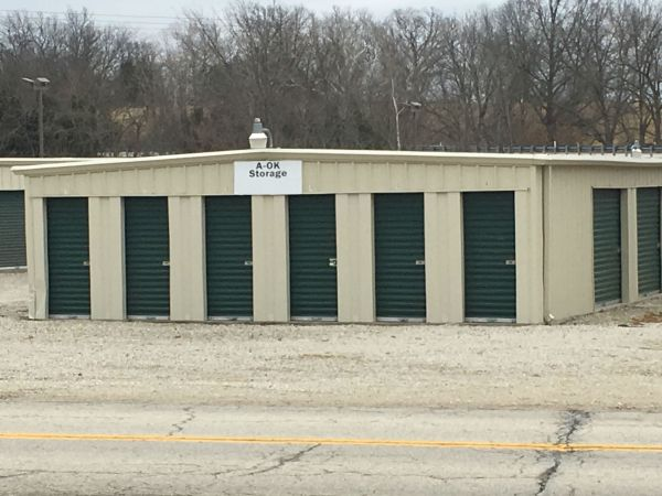 A Ok Storage - Monticello 5207 Monticello Rd Jefferson City, MO - Photo 1