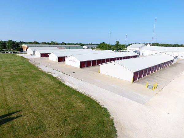 Kickapoo Storage 7405 North Kickapoo-Edwards Road Edwards, IL - Photo 1