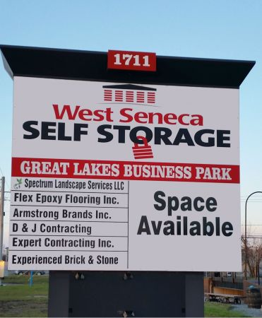 West Seneca Self Storage 1711 Union Road West Seneca, NY - Photo 1