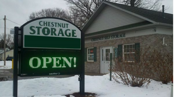 Chestnut Storage 220 Chestnut Street Painesville, OH - Photo 0