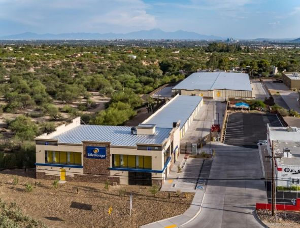 Life Storage - Tucson 121 West Orange Grove Road Tucson, AZ - Photo 7
