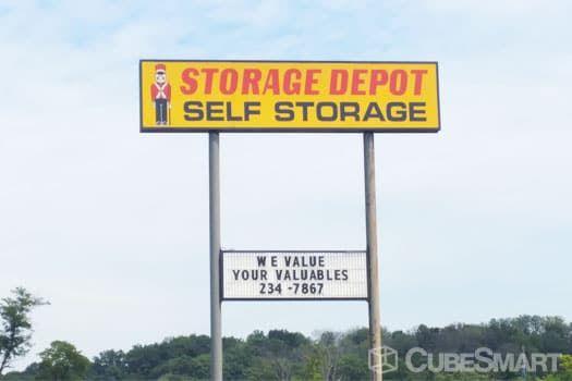 CubeSmart Self Storage - Harrisburg - 4401 N 6th St 4401 N 6th St Harrisburg, PA - Photo 1