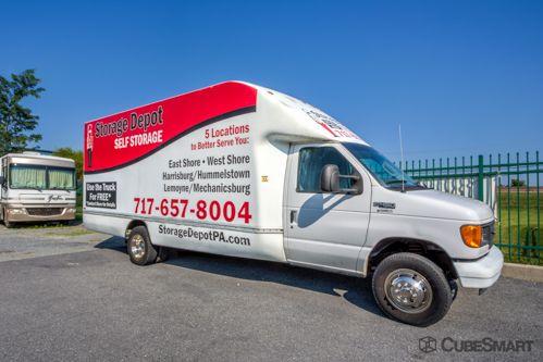 CubeSmart Self Storage - Harrisburg - 6325 Allentown Blvd 6325 Allentown Blvd Harrisburg, PA - Photo 5