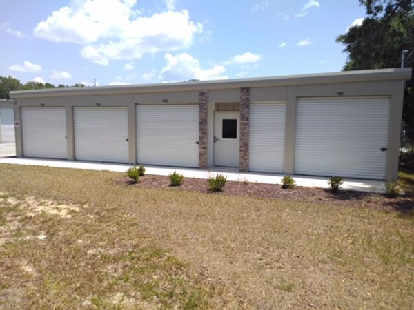 Hernando Storage 1274 East Norvell Bryant Highway Hernando, FL - Photo 0
