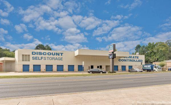 Discount Self Storage - Shreveport - 900 East 70th Street 900 East 70th Street Shreveport, LA - Photo 0