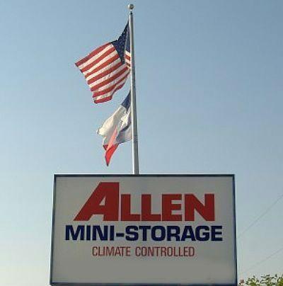 Allen Mini Storage - Angleton - 2600 South Velasco Street 2600 South Velasco Street Angleton, TX - Photo 2