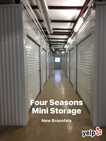 Four Seasons Mini Storage - New Braunfels 190 Center Street New Braunfels, TX - Photo 4