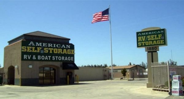 American Self Storage and RV/Boat Parking of Stockton and U-Haul 1880 West Charter Way Stockton, CA - Photo 0