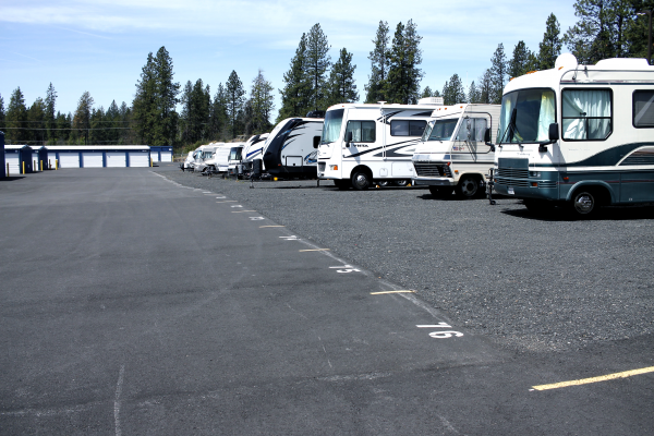 Diamond Self Storage - Spokane 5602 W Sunset Hwy Spokane, WA - Photo 7