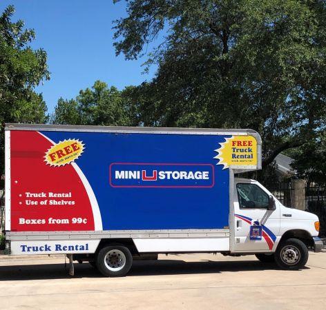 Mini U Storage - Austin 1763 Wells Branch Parkway Austin, TX - Photo 0