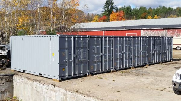 Tibbetts Storage 325 Middleton Road Milton, NH - Photo 1