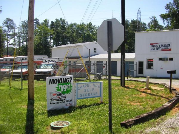Chapel Hill Self Storage 1707 Eubanks Road Chapel Hill, NC - Photo 0