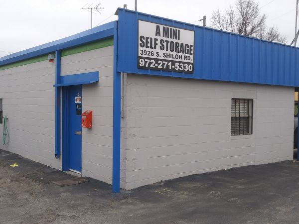 A Mini Self Storage 3926 South Shiloh Road Garland, TX - Photo 0