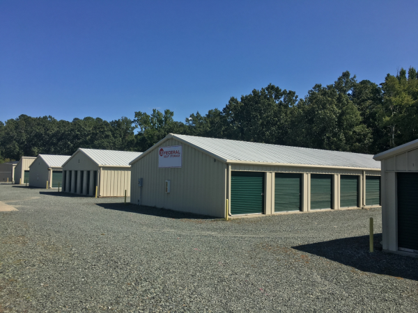 10 Federal Self Storage Chapel Hill South128 Mcghee Road