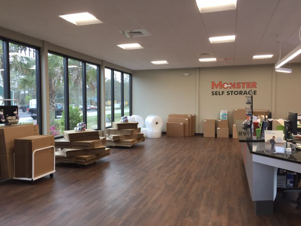 Monster Self Storage - Clement's Ferry 1176 Clements Ferry Road Charleston, SC - Photo 9