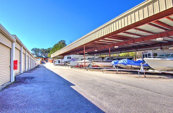 Prime Storage - Dallas 9088 Dallas Acworth Highway Dallas, GA - Photo 1
