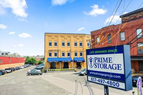 Prime Storage - Somerville
