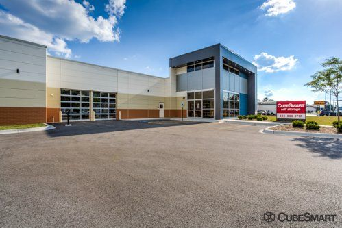 CubeSmart Self Storage - Wheaton 1830 East Roosevelt Road Wheaton, IL - Photo 0