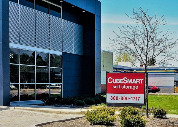 CubeSmart Self Storage - Wheaton 1830 East Roosevelt Road Wheaton, IL - Photo 1