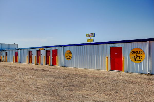 All Storage - Amarillo Britain Annex - 2501 Britain Drive 2501 Britain Drive Amarillo, TX - Photo 2