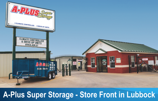 A-Plus Super Storage - Slide 10410 Slide Rd Lubbock, TX - Photo 0