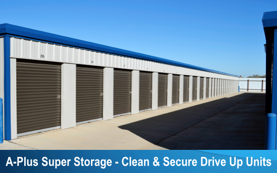 A-Plus Super Storage - Slide 10410 Slide Rd Lubbock, TX - Photo 1
