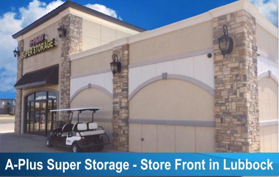 A-Plus Super Storage - 82nd 2415 82nd Street Lubbock, TX - Photo 0