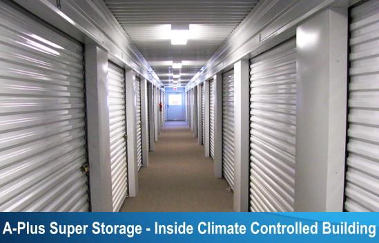 A-Plus Super Storage - 82nd 2415 82nd Street Lubbock, TX - Photo 2
