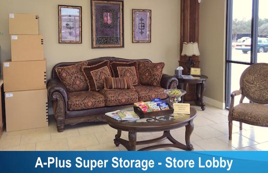 A-Plus Super Storage - 82nd 2415 82nd Street Lubbock, TX - Photo 3