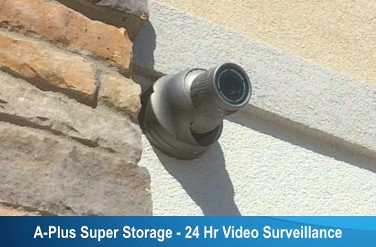 A-Plus Super Storage - 82nd 2415 82nd Street Lubbock, TX - Photo 4
