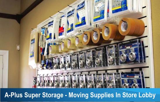 A-Plus Super Storage - 82nd 2415 82nd Street Lubbock, TX - Photo 5