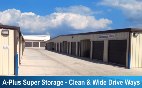 A-Plus Super Storage - 82nd 2415 82nd Street Lubbock, TX - Photo 6