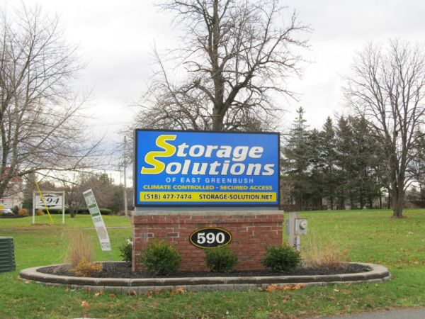 Storage Solutions Climate Controlled Self Storage - East Greenbush/Rensselaer 590 Columbia Turnpike East Greenbush, NY - Photo 2