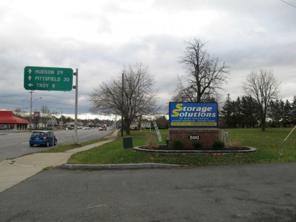 Storage Solutions Climate Controlled Self Storage - East Greenbush/Rensselaer 590 Columbia Turnpike East Greenbush, NY - Photo 1