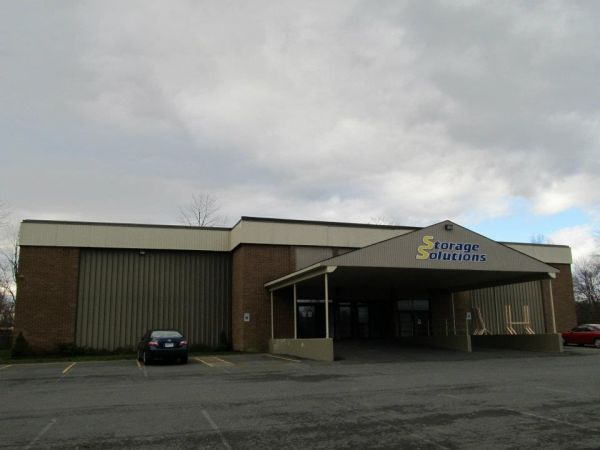 Storage Solutions Climate Controlled Self Storage - East Greenbush/Rensselaer 590 Columbia Turnpike East Greenbush, NY - Photo 0