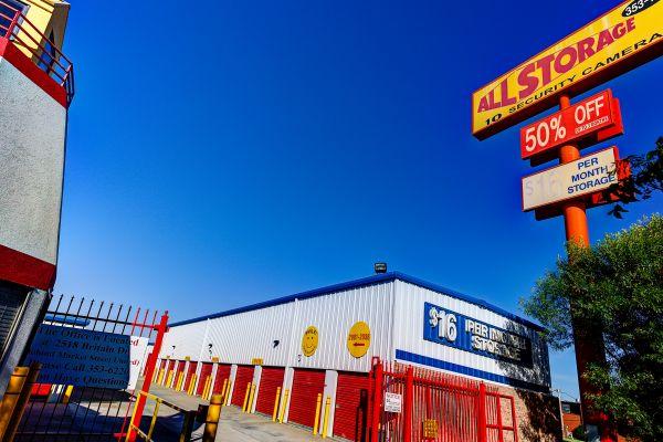 All Storage - Amarillo Blackburn - 2927 Blackburn 2927 Blackburn St Amarillo, TX - Photo 2