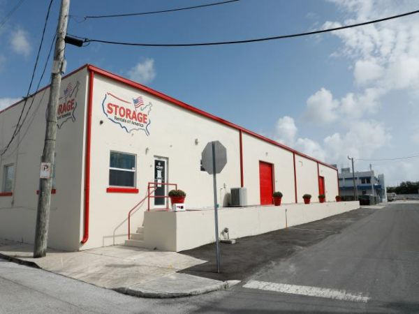 Storage Rentals of America - City Place 1201 Frederick Street West Palm Beach, FL - Photo 0