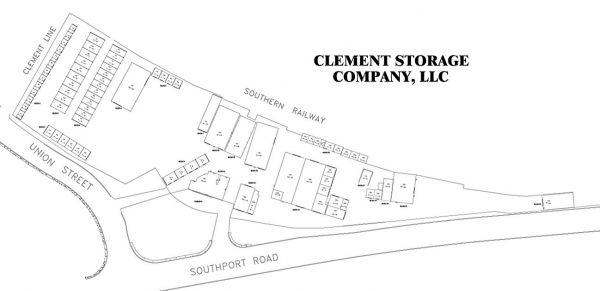 Clement Storage Co. 1759 Union Street Spartanburg, SC - Photo 10