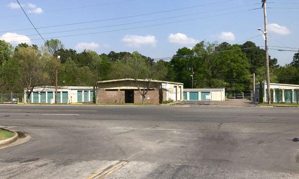 Longview Self Storage Eastman Rd 1804 South Eastman Road Longview, TX - Photo 1