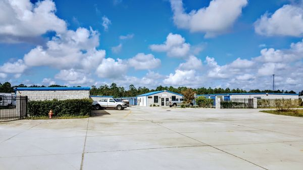Snapbox Self Storage - Bunnell 2303 N State St Bunnell, FL - Photo 2